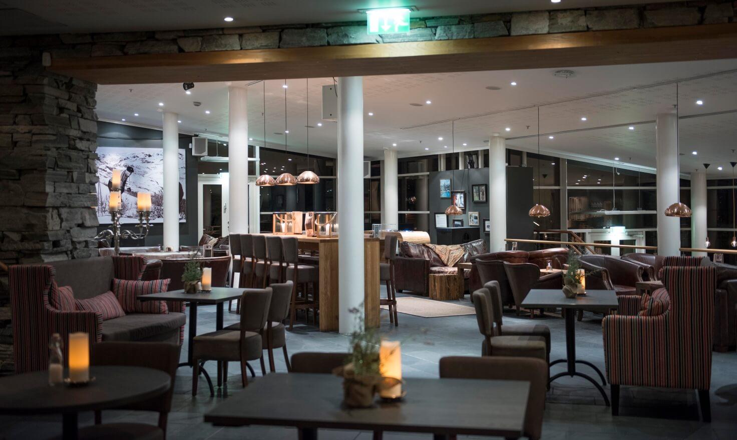 skarsnuten hotell bar og restaurant