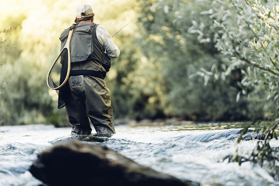 Aktiviteter i Hemsedal - Fiske